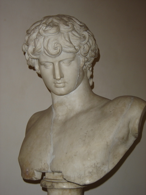 Antinous Palazzo Altemps inv 8620